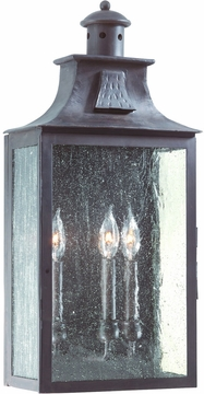 Troy Newton Exterior Wall Sconce - Old Bronze BCD9009OBZ