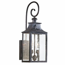 Troy Newton Traditional Exterior Wall Light BCD9002OBZ