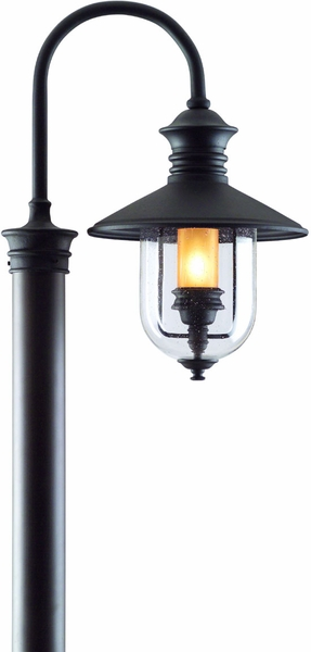 Troy Old Town Nautical Outdoor Post Lighting Fixture