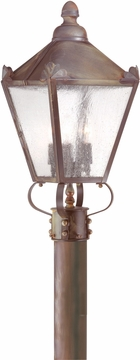 "Troy Preston 20"" Outdoor Lighting Post Lamp - P8944"