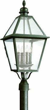 Troy Townsend Outdoor Post Lighting Fixture P9626NB