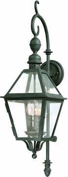 Troy Townsend Traditional Exterior Wall Light B9621NB