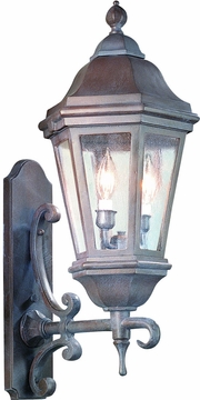 Troy Traditional Exterior Wall Light - Bronze BCD6831BZP