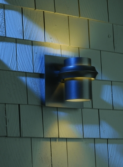 """Twilight 8.9"""" Outdoor Wall Sconce By Hubbardton Forge - Contemporary 304903"""