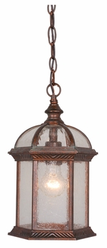 Vaxcel Chateau Outdoor Pendant Lighting OD39786RBZ