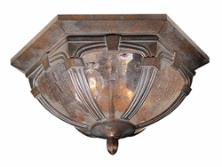 Vaxcel Essex Outdoor Ceiling Light Fixture OF38713RBZ