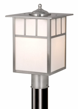 Vaxcel Mision Outdoor Post Lighting OP14695ST