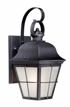 """Vaxcel New Haven 17.75"""" Outdoor Wall Sconce Lighting NH-OWD080OR"""