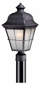 Vaxcel New Haven Exterior Post Lamp NH-OPU080OR