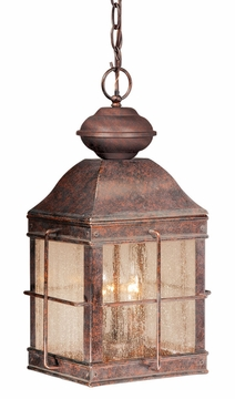 Vaxcel Revere Outdoor Lighting Pendant OD39596RBZ