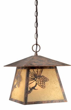 Vaxcel Whitebark Outdoor Pendant Light OD50546OA