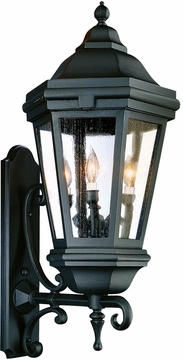 Verona Traditional Exterior Wall Lighting Fixture by Troy BCD6834MB