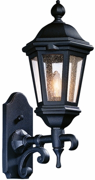 Verona Traditional Outdoor Wall Light by Troy BCD6830MB
