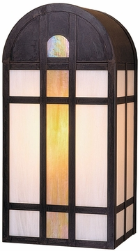 "Yorktown 20.5"" Outdoor Wall Lantern By Arroyo Craftsman"