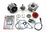 Trail Bikes 143cc Bore Kit, Race Head and VM26mm Carb Performance Kit - KLX110