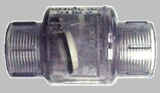 "1-1/2"" Swing Check Valve - FPT"