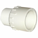 "3/4"" PVC Adapter-Slip/MPT"