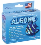 ALGONE-Treats up to 1200 gal.
