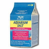 API Aquarium Salt.  33 oz