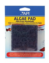 API Hand-Held Algae Pad - Glass