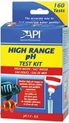 API High Range pH Test Kit 160 tests
