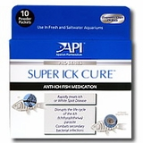 API Super Ick Cure Powder Packets(10)