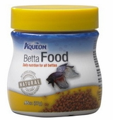 Aqueon Betta Food 0.95 oz.
