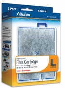 Aqueon Filter Cartridge Large Large-3 Pack
