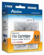 Aqueon Filter Cartridge Medium-3pk