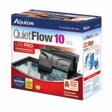 Aqueon QuietFlow Filter 10-100 GPH
