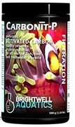 Brightwell Aquatics Carbon-P Premium Aquarium Pelletized Carbon (Fresh or Salt) 500g / 1.1 lbs.