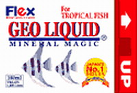 GEO LIQUID for Tropical Fish