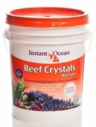 Instant Ocean Reef Crystals Salt Mix - 160gal Bucket-Local pick up only.