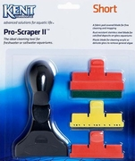 Kent Marine ProScraper II Glass or Acrylic Aquarium Cleaning Tool - 5 1/2 Inch Short