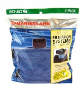Marineland Z Rite Size Cartridge - (Fits All Explorer, Eclipse System 3, Corner 5, Hex 5, Hex 7)  - 3 pk