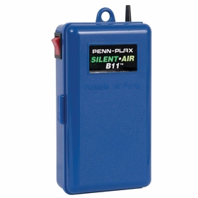 Penn Plex Silent Air B11 Auto On Battery Operated Air Pump