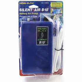 Penn Plax Silent-Air B10 Battery  Air Pump