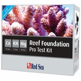 Red Sea Reef Foundation Pro Ca/Alk/Mg Multi Test Kit