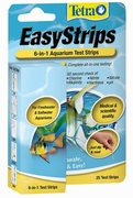 Tetra EasyStrips 6-in-1 Test Strips 25ct.