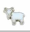 Billy Goat Floating Locket Charm