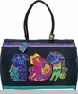 Laurel Burch Dogs & Doggies Travel Bag