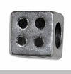One Dice Cube European Bead Charm
