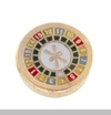 Roulette Wheel Floating Locket Charm
