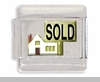 Sold Sign Italian Charm