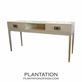 Adams Console Table, Painted