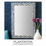 Adisa Bone Wall Mirror