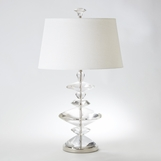 Alice Crystal Lamp