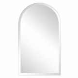 Allie Frameless Wall Mirror | Arched