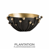 Allium Bronze & Brass Bowl | No. 1
