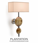 Anda Luxury Horn Sconce